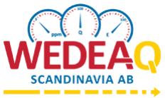 WeDEAQ Scandinavia AB logo